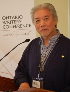 Wayson Choy - Honorary Patron of the Ontario Writers' Conference