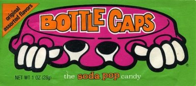 Bottle Caps - Awesome Candy that Tastes Like Pop!