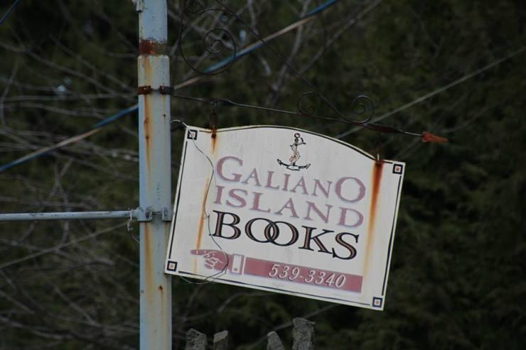 galiano books