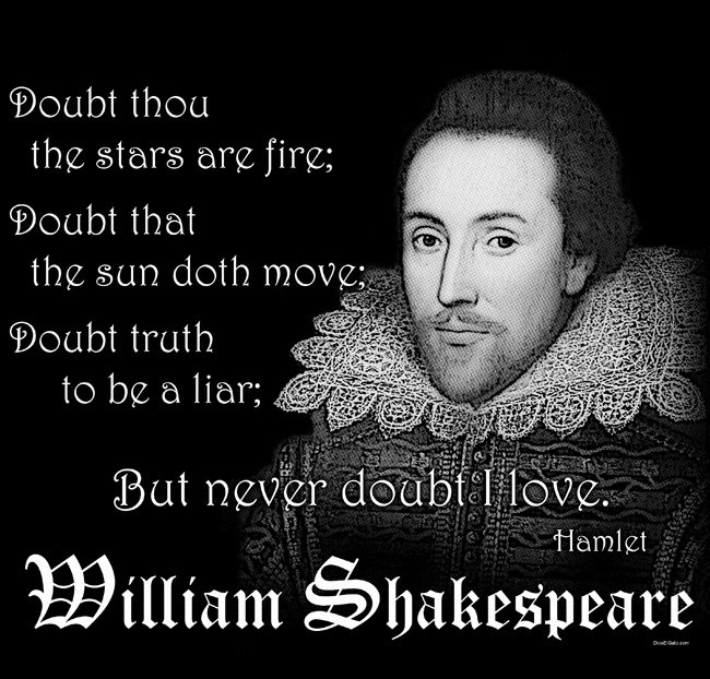 William Shakespeare – Kevin Craig