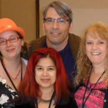 Mel, Naomi, Lori. OWC 2014.
