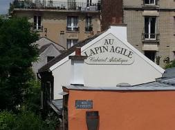 Au Lapin Agile - Setting for Steve Martin's glorious play Picasso at the Lapin Agile!