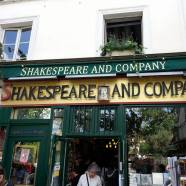 My bucket list moment - Stepping inside the famous Shakespeare & Company!