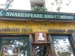Shakespeare and Company. Paris. 2014.