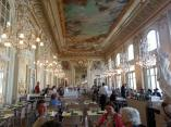 Lunch at Musee D'Orsay - As with all lunches during the week, this was included in the LBWR tuition.