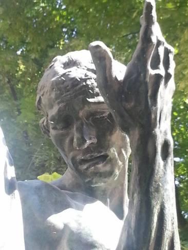 A Rodin...