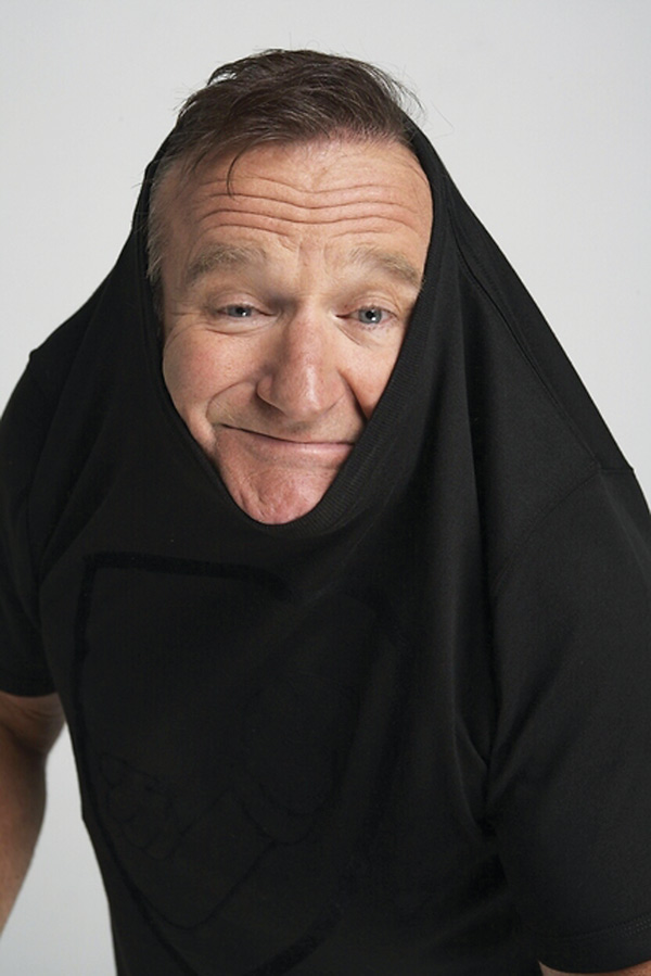 Robin Williams - July 21, 1951 - August 11, 2014