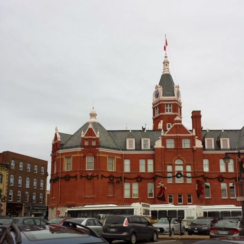 Stratford Ontario City Hall