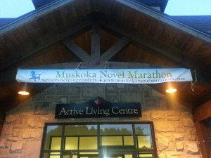 The MNM venue - Huntsville Active Living Centre.