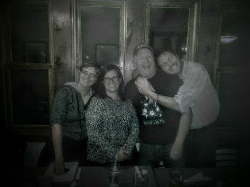 Pat, Connie, Dale, and Tobin