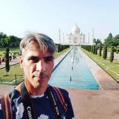 Taj Mahal, Agra, India, 2018